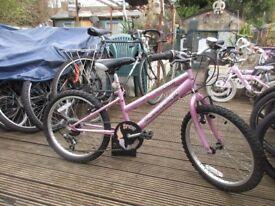 girls free spirit bike