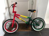 2 for SALE Mafia BBKush BMX Bike kids Aged 5-8yrs