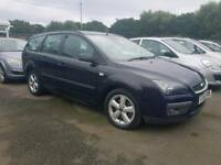 2006 06 ford focus zetec estate low miles