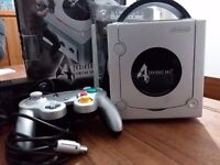 Gamecube Resident Evil 4 limited edition