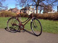 Vintage Ladies Raleigh Cameo Bicycle