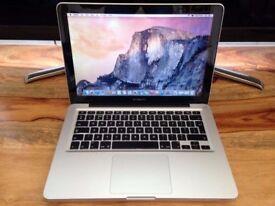 "Apple Mac Book Pro (Mid 2011) 13.3"" Intel Corei5 ,4GB,500GB HDD macOS Sierra"
