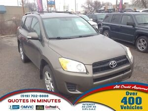 2011 Toyota RAV4 Limited * POWER ROOF * CAM * 4WD