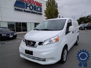 2015 Nissan NV200 SV, 54.9L Fuel Tank, Remote Keyless Entry