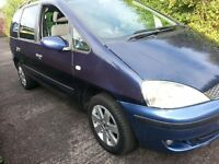 FORD GALAXY AUTOMATIC 1.9L DIESEL 12MONTH MOT 7SEATER DRIVES AND SELECT WELL