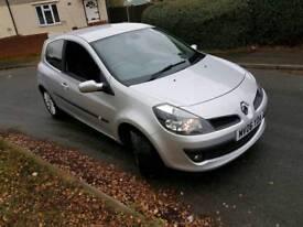Renault clio 2006 1.6 petrol