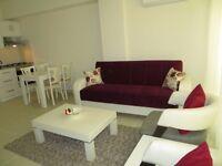 2 BEDROOM APART TOWN LOCATION 'STELLA LUX' RENTAL, IN FOCA MAH., NEAR CALIS, FETHIYE, MUGLA, TURKEY