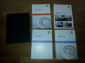 VW Caddy Owners Pack (43#)