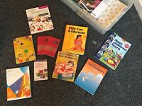 CHILDCARE BOOKS