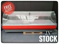 392cm Serve Over Counter Display Fridge N4213/14 £4134+VAT OFELIA