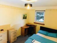 3 bedroom flat near aberdeen uni for £675