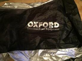 Oxford motorcycle cover - medium