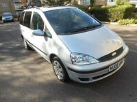 FORD GALAXY 1.9 TDI DIESEL 2005 , 7 SEATER PX BARGAIN FOR QUICK SALE