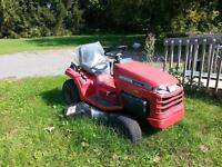 Honda Lawntractor with rear bagger $1000 OBO