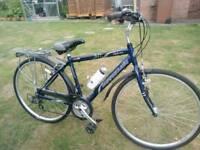Barracuda indiana hybrid bike