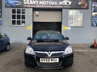 *3 MTH WARRANTY*LOW MILES 2009 ASTRA 1.6 ENGINE, FULL YEAR MOT, FULL SERVICE HISTORY, FULLY SERVICED