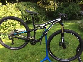 2015 Specialized Camber Carbon Comp (Small)
