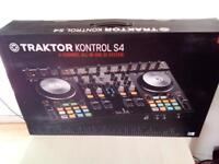 Traktor Kontrol S4 mk2 - Brand new