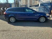 2014 14reg Ford Mondeo 2.0 Tdci business Edition estate Blue