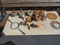 Various Hole Saws