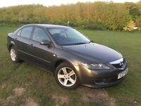 CONGRATS; YOU'LL LOVE THIS CAR DEAL-07 MAZDA 6 TS 2-0, FULL MOT, TONS OF INVOICES~£795, P/EX'S ++