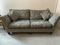 Ashley Manor Sofa and Cuddle Chair