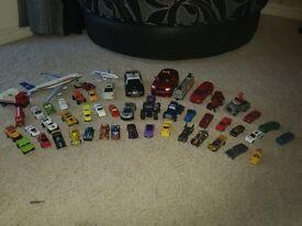 Diecast car bundle