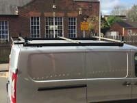 Roof Rack With Rear Roller-Peugeot Expert