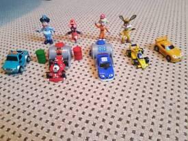 Roary racing car toys