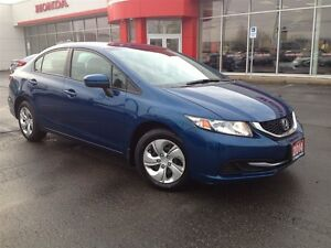 2014 Honda Civic LX| Automatic| One Owner| Accident Free|