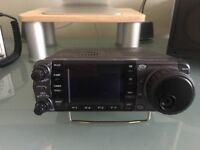 Icom IC-7000 HF/VHF/UHF Transceiver