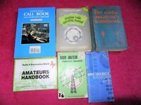 Amateur Radio books pick and mix
