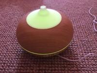 Humidifier colouring changing eye catching modern for any room