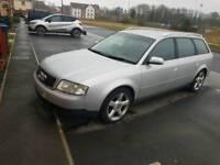 Audi a6 2.5 tdi auto