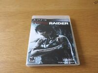 PS3 Tomb Raider. A survivol is born. £5