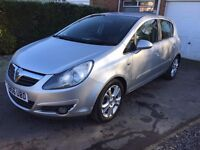 NEW SHAPE !!BEAUTIFUL CORSA 1,4 SXI !! MOT 12/2017 !! FIRST REG. DECEMBER 2006 !