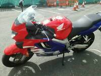 CBR600F would sell or swap for enduro/supermoto