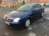 2004 VECTRA 1.8 LOW*MILEAGE