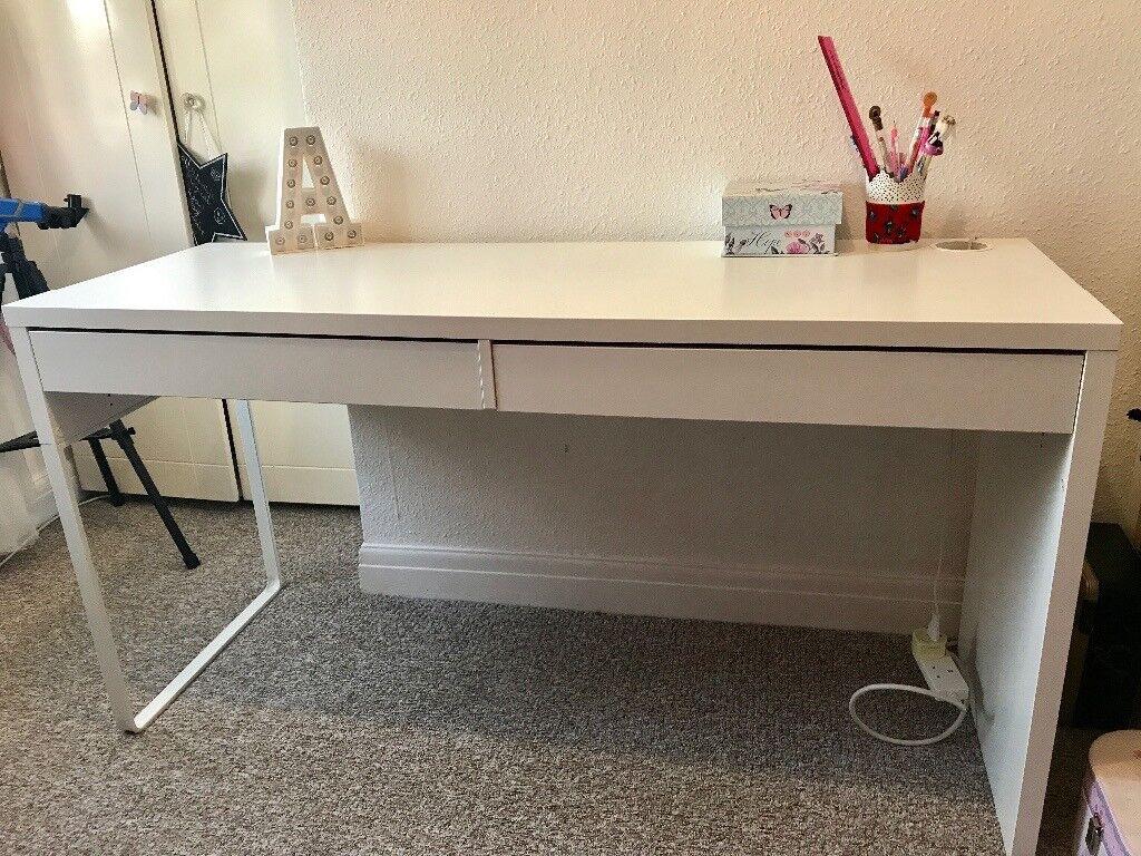 Ikea office desk 140cm long