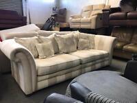 DFS lardge 4 Seater sofa