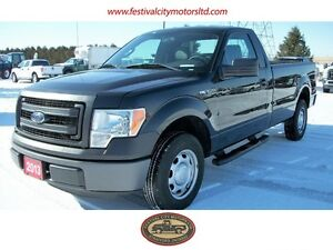 2013 Ford F-150 XL | LONG BOX | 2WD