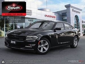 2016 Dodge Charger SXT NAVIGATION SUNROOF