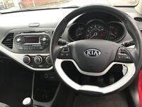 2013 (63 reg) KIA Picanto 1.0 2 5dr Petrol Low Miles Low Insurance
