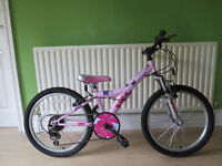 """GREAT GIRLS 20"""" WHEELED BIKE..""""APOLLO KINX""""...GREAT CONDITION,ALL WORKING,READY TO RIDE AWAY TODAY."""