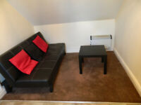 FLAT TO LET/RENT - NO SHARING - INCLUDING WATER & COUNCIL TAX - FULLY FURNISHED - CLEAN AND QUIET