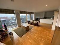 2 Bed Penthouse apartment with parking