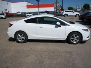 2013 Honda Civic Coupe Coupe