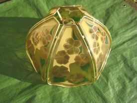 Tortoise Shell Decorative Ceiling Light Shade