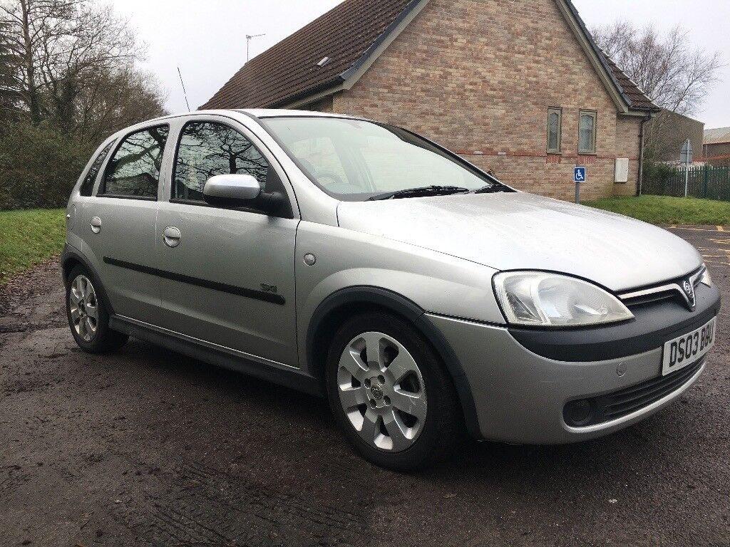 Vauxhall Corsa Sxi 1 7 Dti Diesel 5 Door Hatchback Like