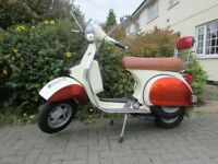 LML STAR DELUXE 200 T SCOOTER
